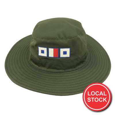 Local Stock - Polyviscose Surf Hat