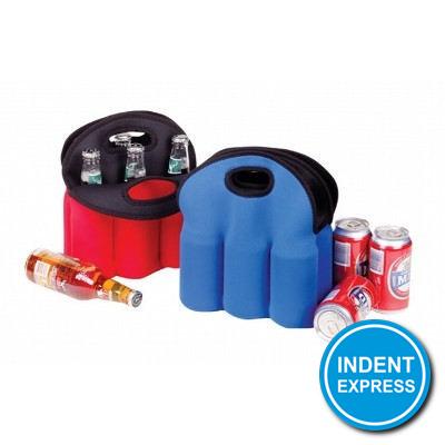 Indent Express - Neoprene 6 Pack Holder