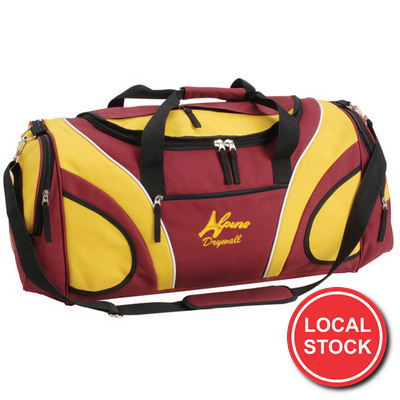 Local Stock - Fortress Sports Bag