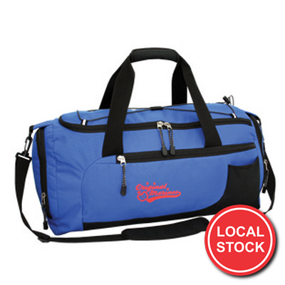 Local Stock - Freedom Sports Bag