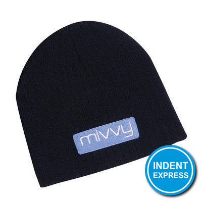 Indent Express - 100% Wool Beanie