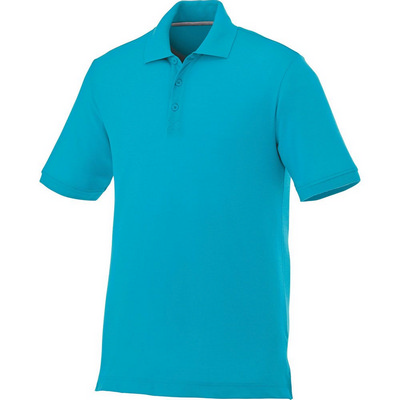 Crandall Short Sleeve Polo - Mens - (printed with 1 colour(s)) TM16222_ELE