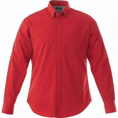 WILSHIRE Long Sleeve Shirt - Mens - (printed with 1 colour(s)) TM17744_ELE