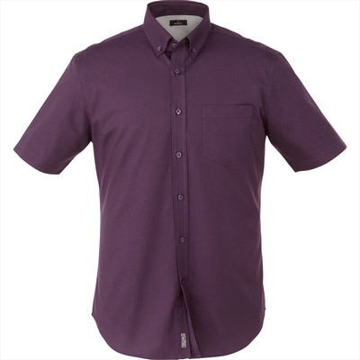 STIRLING Short Sleeve Shirt - Mens - (printed with 1 colour(s)) TM17745_ELE