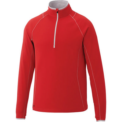 KNEW Knit Half Zip - Mens - (printed with 1 colour(s)) TM17809_ELE