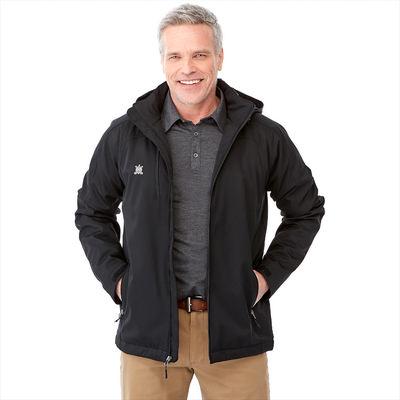 BRYCE Insulated Softshell Jacket - Mens (TM19531_ELE)