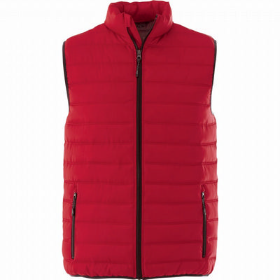 MERCER Insulated Vest - Mens - (printed with 1 colour(s)) TM19542_ELE