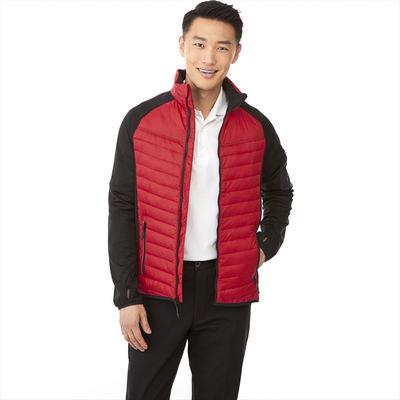 BANFF Hybrid Insulated Jacket - Mens (TM19602_ELE)