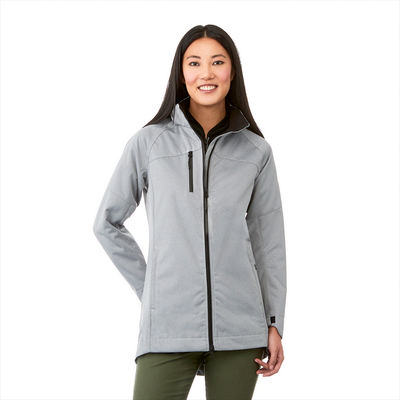 BERGAMO Softshell Jacket - Womens (TM92906_ELE)