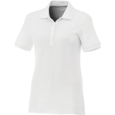 CRANDALL Short Sleeve Polo - Womens - (printed with 1 colour(s)) TM96222_ELE