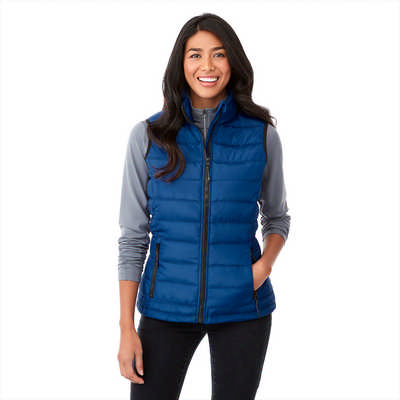 MERCER Insulated Vest - Womens - (printed with 1 colour(s)) TM99542_ELE