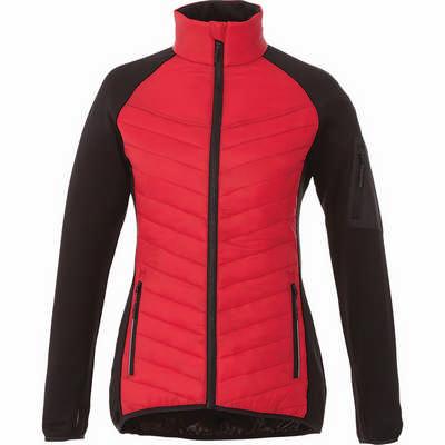 BANFF Hybrid Insulated Jacket - Womens (TM99602_ELE)