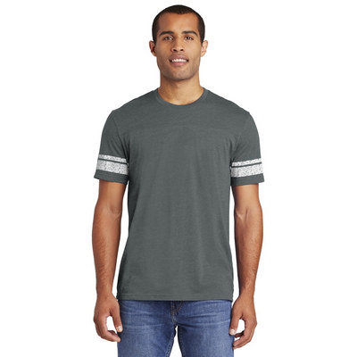 District Made  Mens Game Tee. DT376 DT376_ENT