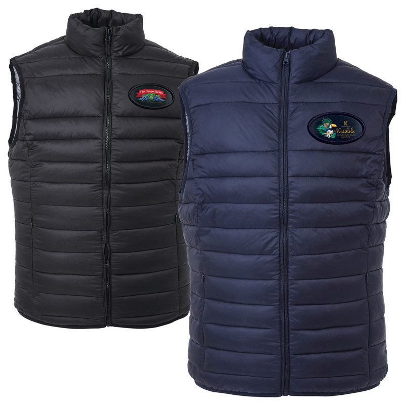 The Puffer Vest