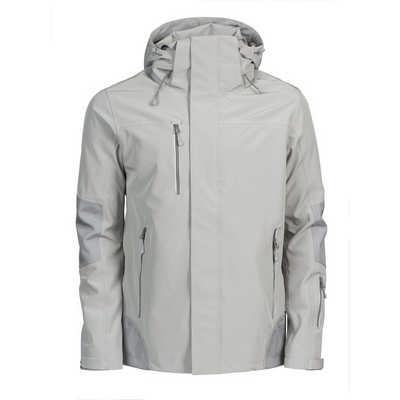 Islandblock Mens Shell Jacket