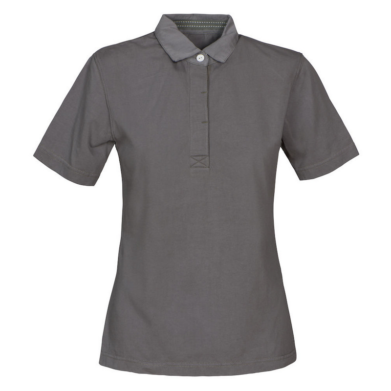 Amherst Womens Cotton Polo
