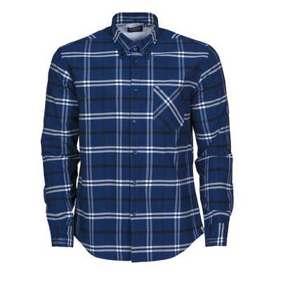 Brigham Mens Flannel Shirt