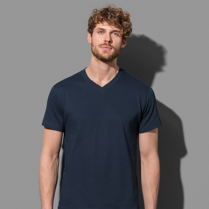 Mens Classic-T V-neck (ST2300_LEGEND)