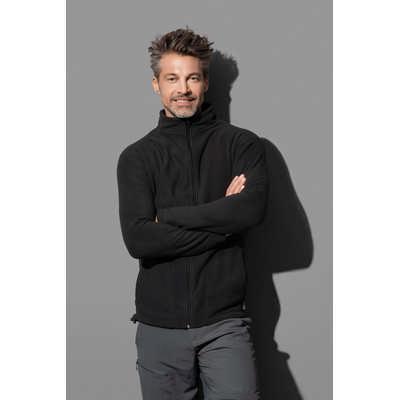 Mens Active Fleece Jacket