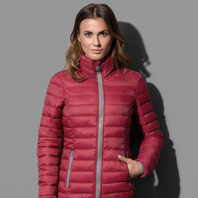 Womens Active Padded Jacket