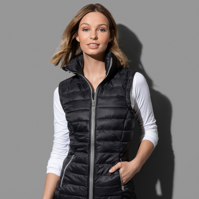 Womens Active Padded Vest