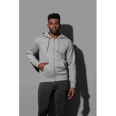 Mens Active Sweatjacket