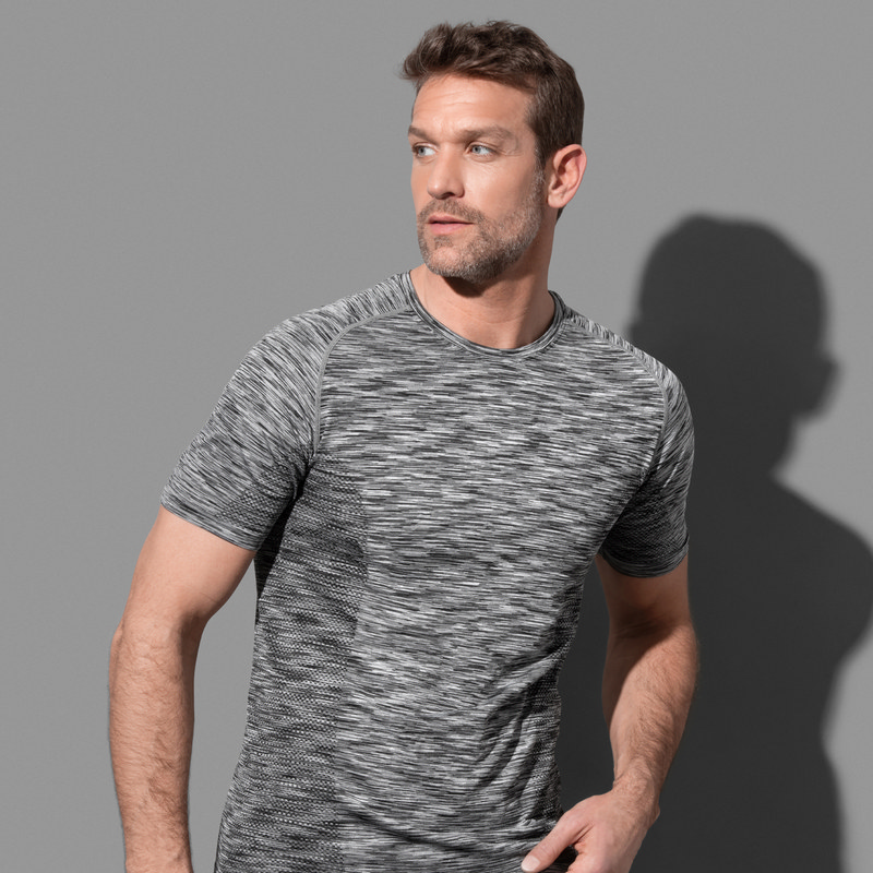 Mens Active Seamless Raglan (ST8800_LEGEND)