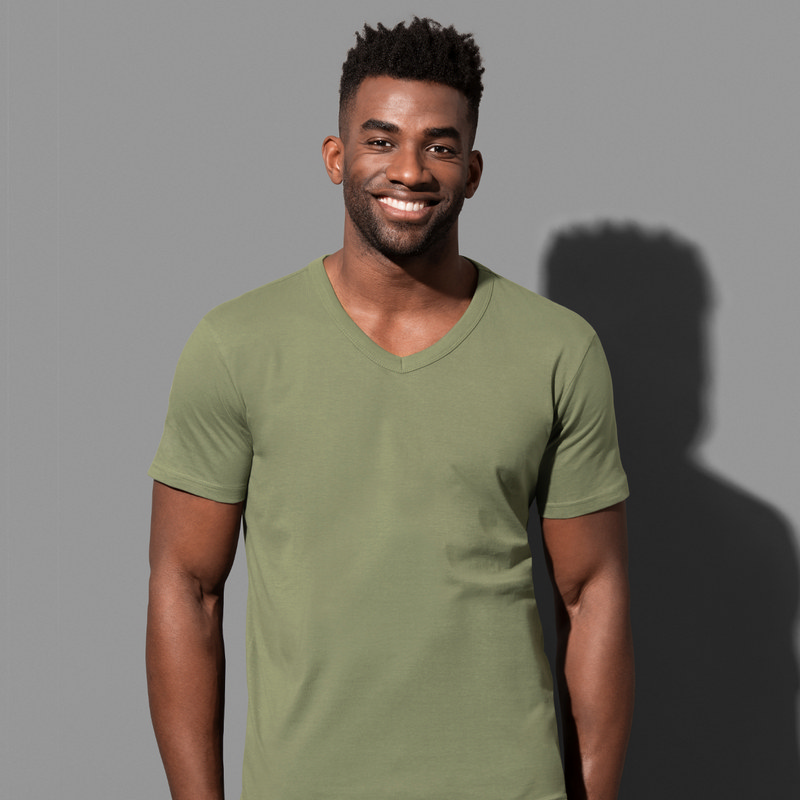 Mens Ben V-neck (ST9010_LEGEND)