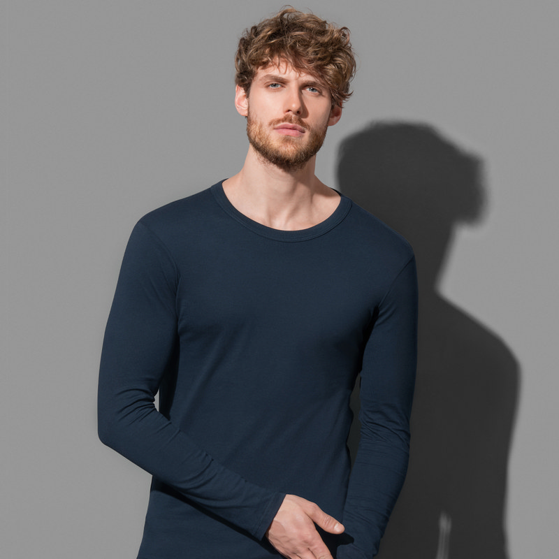 Mens Morgan Long Sleeve (ST9040_LEGEND)