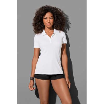 Womens Premium Cotton Polo