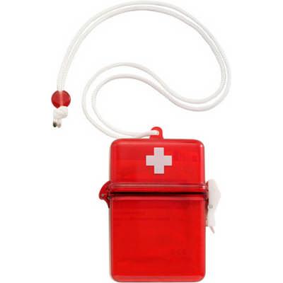Plastic first aid kit (1374_EUB)
