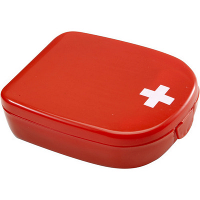 Plastic first aid kit (1387_EUB)