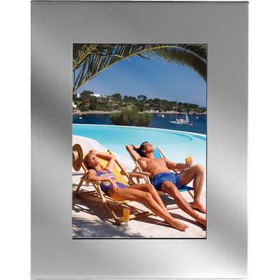 Aluminium photo frame (2731_EUB)