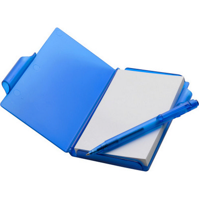 ABS notebook with pen (2736_EUB)