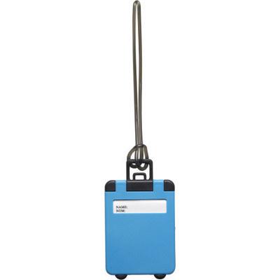 ABS luggage tag (3167_EUB)