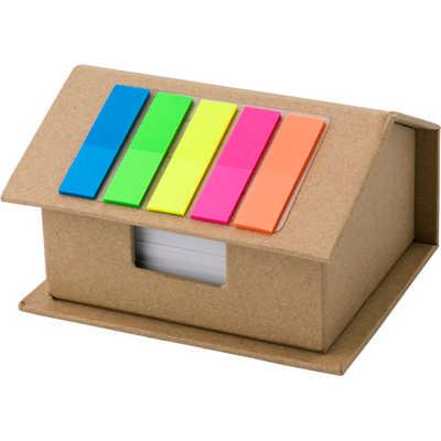 Cardboard memo holder (3487_EUB)