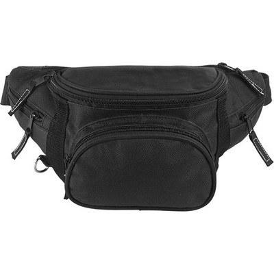 Polyester (600D) waist bag (5668_EUB)