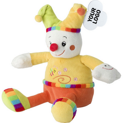 Plush clown (5954_EUB)