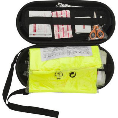 Car emergency first aid kit. (6544_EUB)
