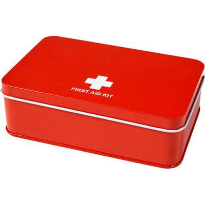 Metal tin first aid kit (7792_EUB)