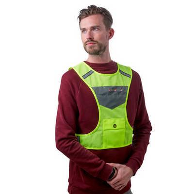 Nylon (600D) vest (7911_EUB)