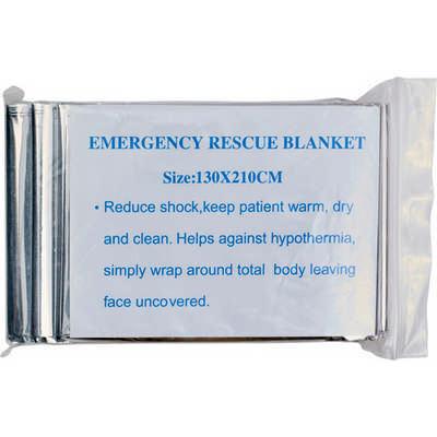 Aluminium emergency blanket (8159_EUB)