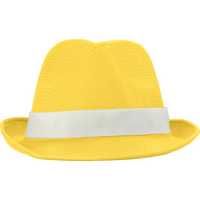 Polyester hat (8246_EUB)