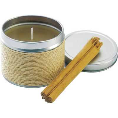 Scented candle in tin (10187_EUB)