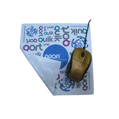 Microfiber Mouse Mat 3 in 1