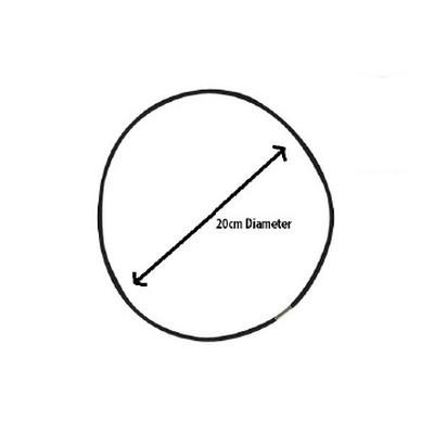 Black Elastic Luggage Tag Band (CLP013_EZI)