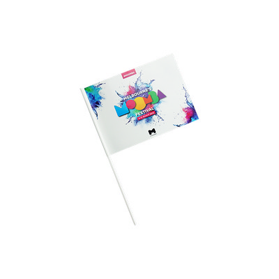 Custom Flag Thick Laminated Paper