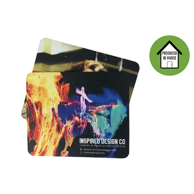 Sublimated Mouse Mat - (printed with 4 colour(s)) MP010_EZI