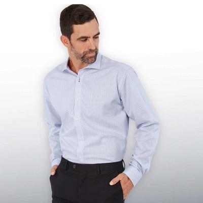 Barkers Lyndhurst Check Shirt  Mens
