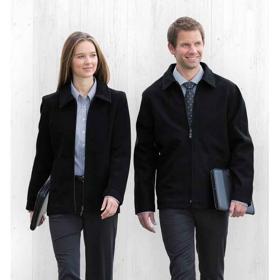 Melton Wool Ceo Jacket  - M